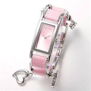Paris Hilton(パリス ヒルトン)  レディース チャームズコレクション ベルトウォッチ 138.4316.99/ピンク