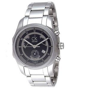 Calvin Klein(カルバンクライン) メンズ 腕時計 ビズ レトログラード K77311.04