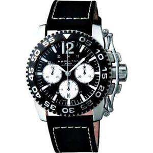 HAMILTON(ハミルトン) メンズ 腕時計 カーキアクションオート クロノ H63516735