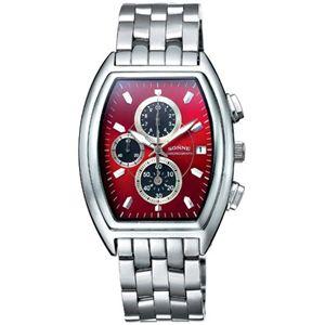 【送料無料】 ゾンネ 腕時計 トノーレッドS115RE