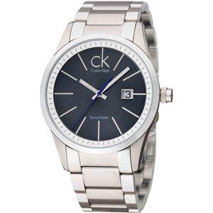 カルバンクライン 腕時計 ボールドブラックK22461.07 【ブランド7sale】12月7日15時まで限定値下げ1個限り