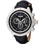 D&G ディーアンドジー 腕時計 SIR D&GブラックDW0367