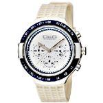 D&G ディーアンドジー 腕時計 JUANホワイトDW0417