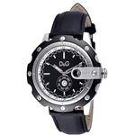D&G ディーアンドジー 腕時計 ブラックDW0574