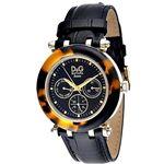 D&G ディーアンドジー 腕時計 ブラックDW0600