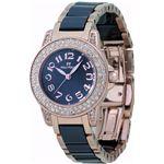 FOLLI FOLLIE フォリフォリ 腕時計 ブラックWF9B020BPK