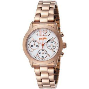 Folli Follie(フォリフォリ) レディース 腕時計 WF0R026BCW ホワイト