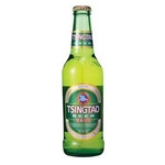青島ビール 瓶 (輸入ビール) 330ml×24本入り【2セット 計48本】