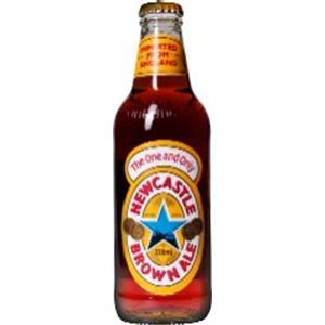 イギリス産ビール ニューキャッスル・ブラウンエール 瓶 330ml×24本