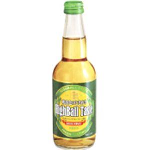 宝積飲料 プリオ 琥珀色のときめき HighBall Taste (ハイボールテイスト) 330ml瓶×24本 (ノンアルコール)