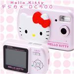Hello Kitty デジカメ DC500PK