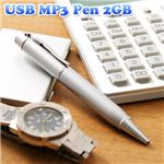 USB MP3 Pen 2GB