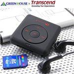 GREENHOUSE SDHC対応MP3プレーヤー ブラック