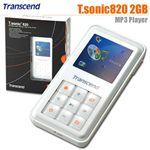 Transcend MP3�ץ졼�䡼 T.sonic820 2GB