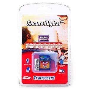 TRANSCEND SD 1GB の詳細をみる