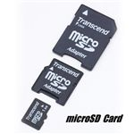TRANSCEND microSD 1GB 5個セット
