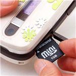 TRANSCEND miniSD 1GB 2個セット
