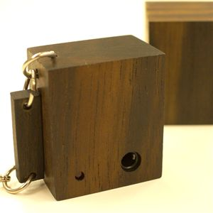 radius Wood Piece Speaker 小型スピーカーの商品画像大3
