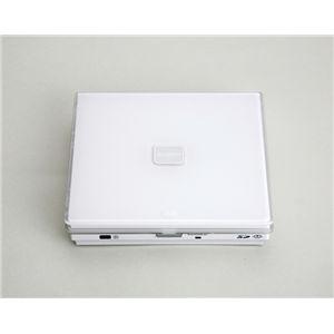 BLUEDOT ポータブルDVDプレーヤー 液晶なしモデル BDP-200W