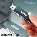 Transcend USBメモリー 16GB