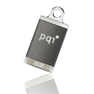 pqi USBメモリーストラップ 8GB ブラック