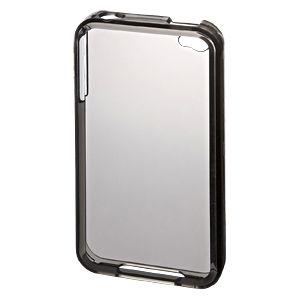 サンワサプライ iPhone4用クリスタルハードケース(ブラック) PDA-IPH68BK 5セット