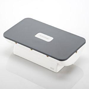サンワサプライ 携帯電話・iPhone・iPod用充電ステーション(ブラック) PDA-STN5BK