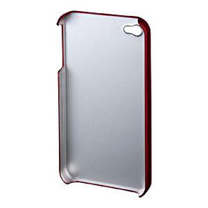 サンワサプライ iPhone4用ハードジャケットブラック PDA-IPH69BK 5セット