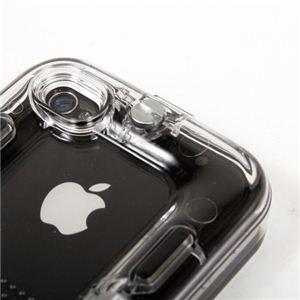 サンコー iPhone4専用防水ケース V-Lock IPWPCSVL