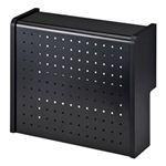 サンワサプライ ケーブル&タップ収納ボックス(ブラック) CB-BOXS5BKの詳細ページへ