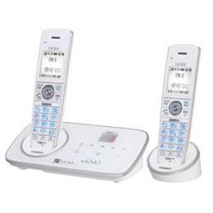 ユニデン 1.9GHzデジタルコードレス留守番電話機 子機2台タイプ(白) DECT3280-2(W) DECT3280-2(W)