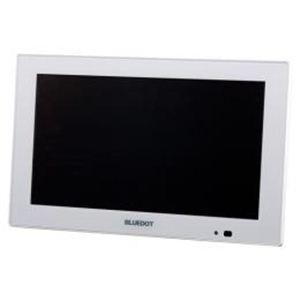 ブルードット BLUEDOT パーソナルデジタルテレビ9インチ ホワイト BTV-910W