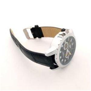サンコー 1080P HD&赤外線カメラ搭載防水ビデオ腕時計 革バンドタイプ VICAWMH2