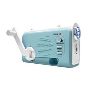 レッドスパイス ダイナモラジオ パステルカラー CB-G441BL