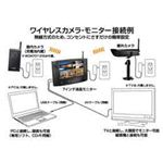 ユニデン デジタル ワイヤレスカメラ(カメラ1台タイプ) WCM001