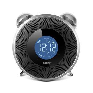 princeton FMラジオ搭載目覚まし機能付Bluetooth対応スピーカー「TickTock Bluetooth」ブラック MF240BT-BK