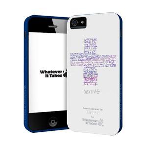 princeton iPhone 5用プレミアムジェルシェルケース (Coldplay/ホワイト) WAS-IP5-GCP04