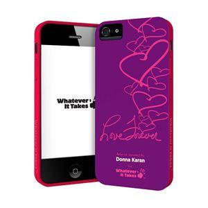princeton iPhone 5用プレミアムジェルシェルケース (Dona Karan) WAS-IP5-GDK02