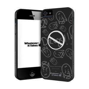 princeton iPhone 5用プレミアムジェルシェルケース (Eminem) WAS-IP5-GEM01