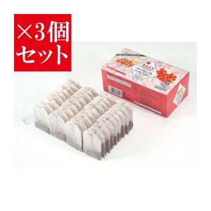 【お得3個セット】麻布紅茶 麻布紅茶 ローズヒップ&ハイビスカスハーブティー×3個セット