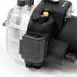 サンコー キヤノン EOS600(EOS Kiss X5)用防水ハウジングケース WRCFCSX5