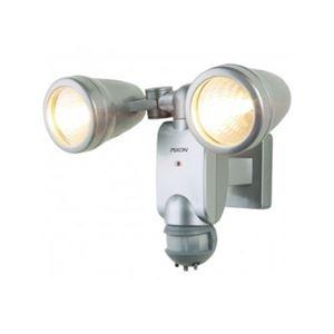 ライテックス センサーライト180° ハロゲン100W×2灯 PA520