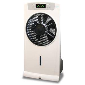 エスキュービズム・エレクトリック ミスト冷風扇 CuCuLu WS-001