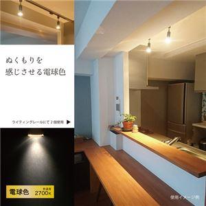 (まとめ) グローバルラン ハロゲン型LED電球 LDR6LWE11 【×5セット】