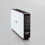 ロジテック IEEE1394&USB2.0 外付型HDD 1TB