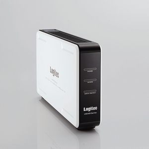 Logitec(ロジテック) eSATA&USB2.0 外付型HDD 640GB