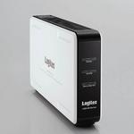 ロジテック eSATA&USB2.0 外付型HDD 500GB