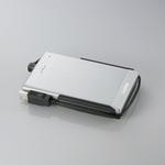 Logitec(ロジテック) USB2.0 アルミボディ&耐衝撃ポータブルHDD 320GB(シルバー) LHD-PBF320U2SV