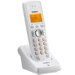 ユニデン 2.4GHzデジタルコードレス電話増設子機 UCT-105HS-W ホワイトメタリック