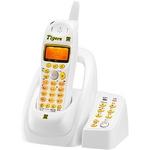ユニデン 阪神タイガースデジタルコードレス留守番電話機 UCT-002-TW ホワイト